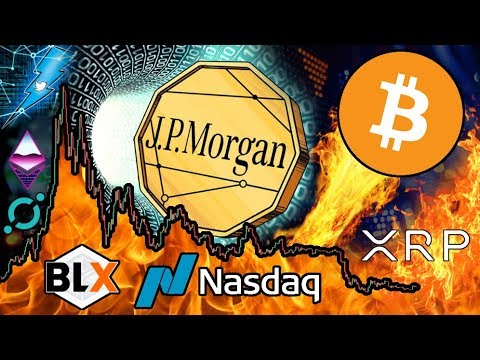 Why the Bitcoin Bottom Does NOT Matter! JP Morgan CRYPTO?! Should $XRP be Worried?!? LX Indices