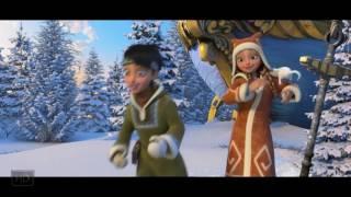 Трейлер Снежная Королева 3 Огонь и Лед The Snow Queen 3: Fire and Ice 2016 HD