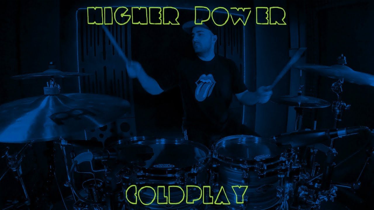 Coldplay - Higher Power | FrUmS Drum Cover