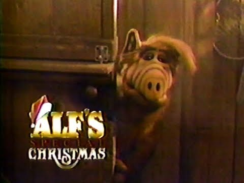 Christmas Television - ALF's Special Christmas