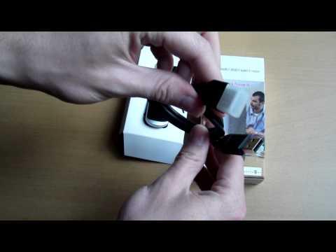 Telekom web'n'walk Stick Fusion III (Huawei E352s-5) - Unboxing