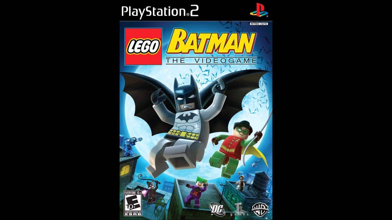 LEGO Batman Music - A Poisonous Appointment (Part 1 Calm ...