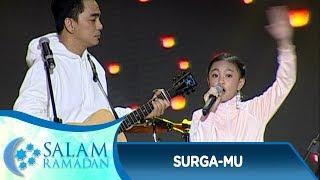Menyentuh Banget! Zara Leola feat Enda Ungu [SURGAMU] - Salam Ramadan (3/6)