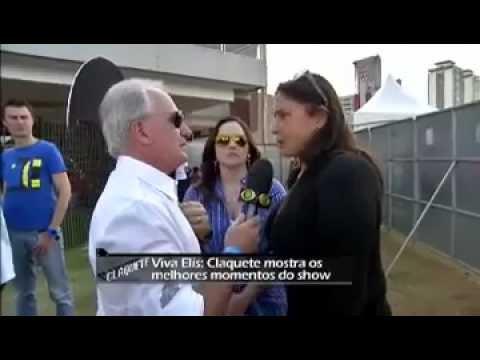 Otávio Mesquita confere o Show da Maria Rita em SP - Viva Elis 05/05/2012