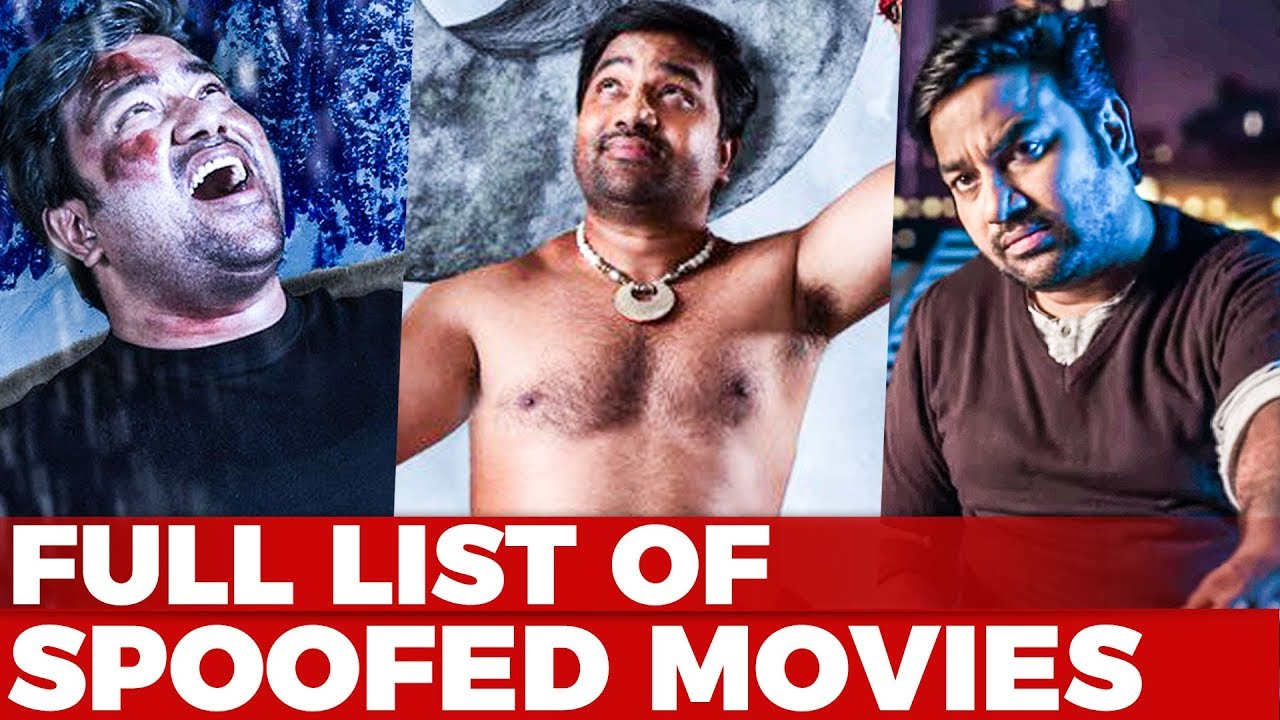Complete List Of Movies Trolled In Tamizh Padam 2