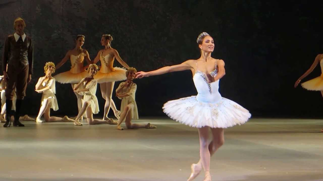 Ekaterina Shipulina - Don Quixote - YouTube