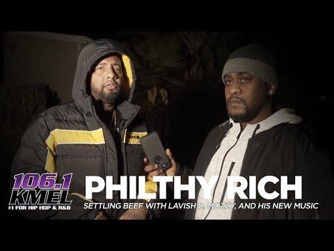 Cuzzin Dre - Philthy Rich Addresses Squashing Beef With Sacramento Rapper Lavish D!