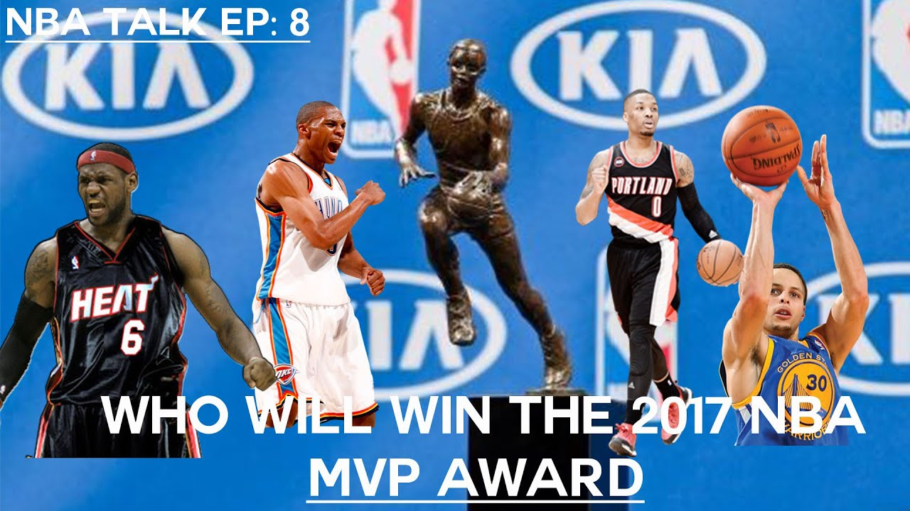 nba talk ep 8: nba season preview #2 | who will win the 2017 nba mvp