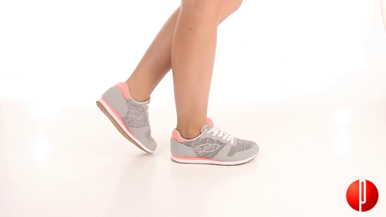 cc5ed65bef Tênis Jogging Feminino Olympikus Cash - 7240183705 - YouTube