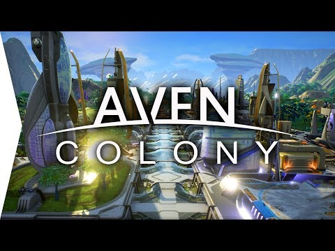 Aven Colony ► New Sci-fi City-builder! - Gameplay & Impressions - [Gamer Encounters!]