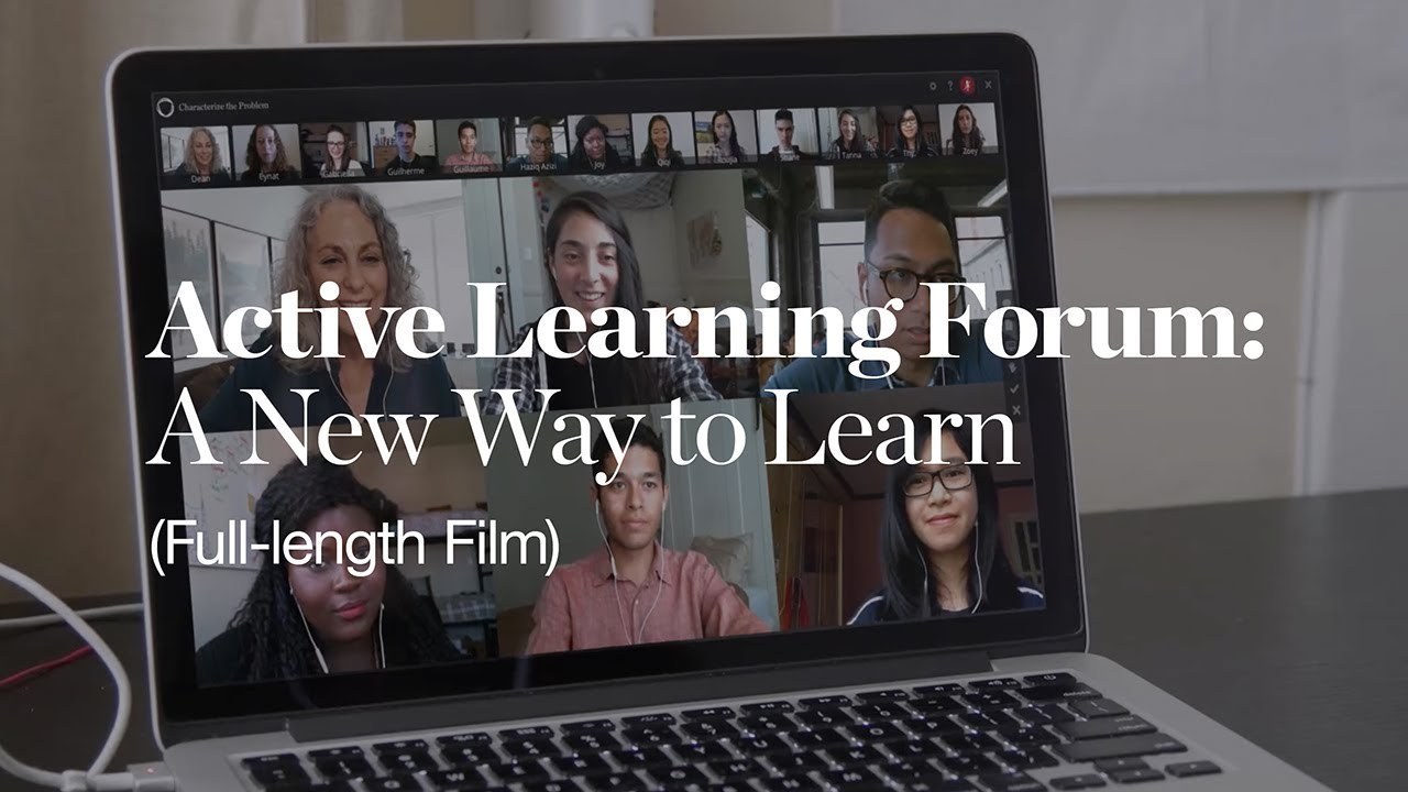 Forum: A New Way to Learn