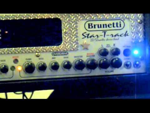 Demo Brunetti Star T Rack