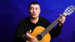 Американский рок-н-ролл, супер простой урок на гитаре!