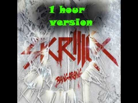 Skrillex  Bangarang Ft Sirah  1 hour version + download link