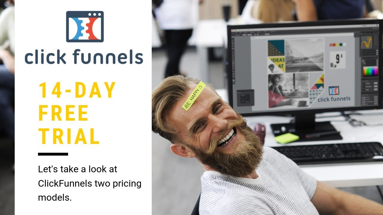 ClickFunnels and ETISON SUITE Pricing Overview + 14-Day FREE TRIAL!