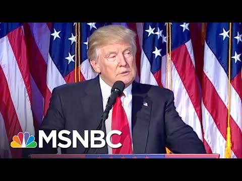 Donald Trump Camp Ties To Russia A Transition Quandary For Barack Obama Team | Rachel Maddow | MSNBC
