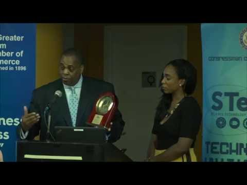 Silcon Harlem Business Achievement Award
