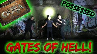 3 AM CHALLENGE AT THE GATES OF HELL // OUIJA BOARD GONE WRONG!