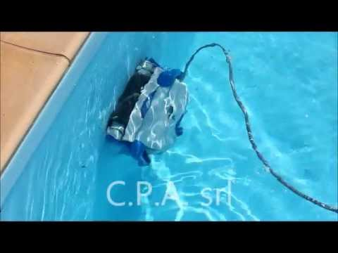 Robot per piscina mozzo advance top youtube - Robot per pulire piscina ...