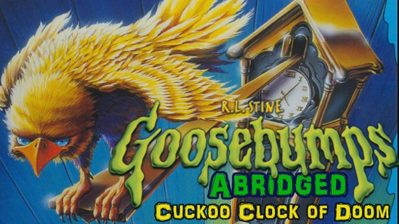 the cuckoo clock of doom pdf
