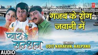 gajab-ke-rog-jawani-mein-bhojpuri-audio-song-pyar-ke-bandhan-singers-udit-narayankalpana
