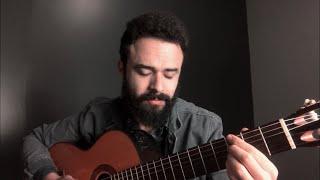 Azul - Djavan (Stefano Cover)