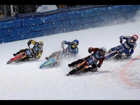 Чемпионат мира. Мотогонки на льду. Анонс. Ледовый спидвей на Медео 2019.