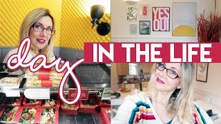 DAY IN THE LIFE A LONDRA: HOME DECOR, COWORKING, LAVORO