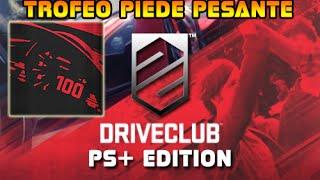 Trofeo Piede Pesante - Tonnage Trophy -  Nilgiri Hills (Reverse) - Driveclub PS+ Edition