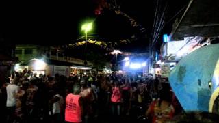 Paredão peia no carnaval 2015 itabaiana.pb