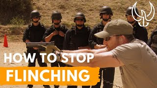 How to Stop Flinching or Anticipating When You Shoot a Pistol