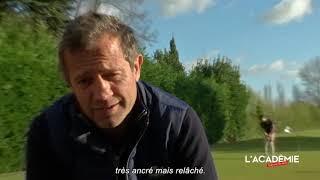 Golf avec les Stars : Fabien Galthié