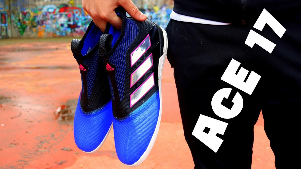 mi Envío brecha  STREET TEST : Adidas ACE 17+ Purecontrol Tango TF - YouTube