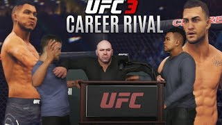 EA Sports UFC 3 Career Mode: Biggest Challenge Yet! Where Is My Equal?