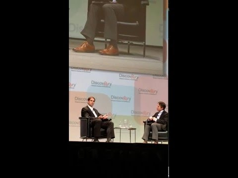 (Part 1) JB Straubel - OCE Discovery Conference Keynote 2016-05-09