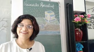 Part  5 Rain Water Harvesting | Water Resources | Class 10 | Chapter 3 | Geography | NCERT