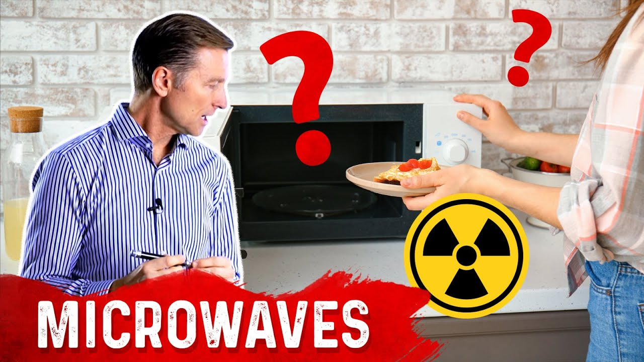 Will Microwaving Food Give You Radiation?