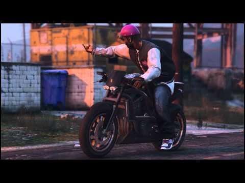 GTA 5 - Gang Warz - Ballas vs Marabunta Grande - PC - Short Film