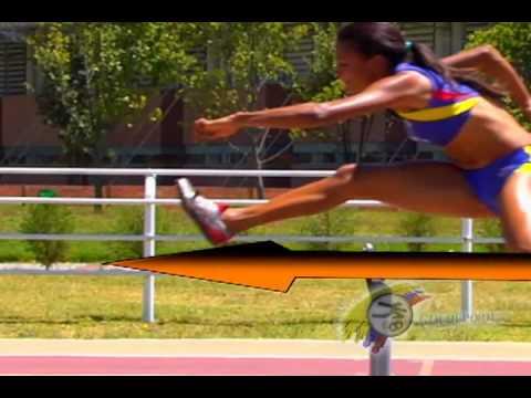 El pasaje carreras con vallas youtube for Imagen de vallas