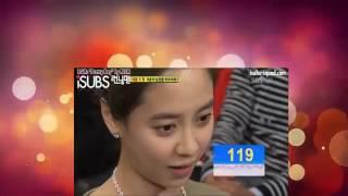 Running Man ep. 15 Game: Raise Song Ji-Hyo Heartbeat!! Song Joong Ki Kiss Cut