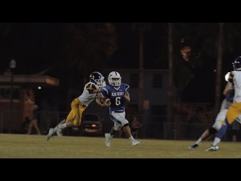 Stanton College Prep Football Homecoming Game Highlights