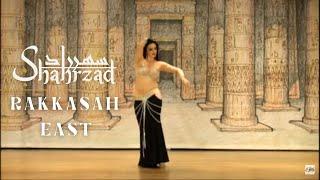 Repeat youtube video Shahrzad Raqs at Rakkasah East