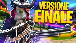 The EVOLUZIONE FINAL DELLA SKIN! DEVASTATING! Fortnite Battle Royale