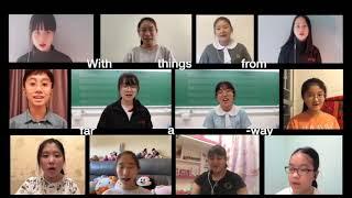 Publication Date: 2020-08-31   Video Title: A Million Dreams (Virtual Choi