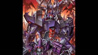 Transformers The Movie Soundtrack 1986 - Instruments of Destruction