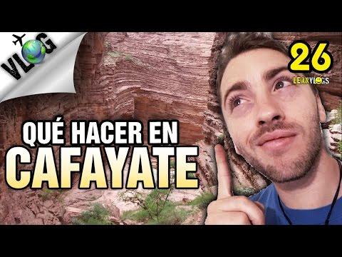 QUÉ HACER EN CAFAYATE, SALTA 🍇 | MochiLeandro #26 🌎