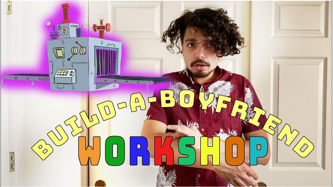 If Girls Could Build Their Own Boyfriend | MrChuy
