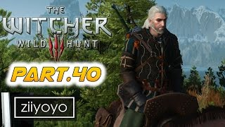 The witcher 3 wild hunt Gameplay Walkthrough Part 40 [1080p HD 60FPS PC ULTRA] - No Commentary
