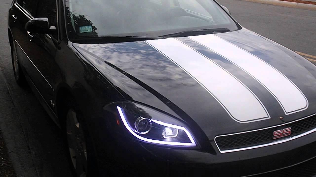 2006 Chevrolet Impala Ss >> 09 impala ss daytime - YouTube