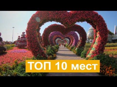 ТОП 10 мест, куда стоит ехать любоваться цветами